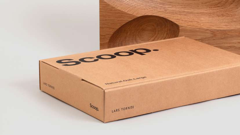 Scoop Packaging by Lars Tornøe